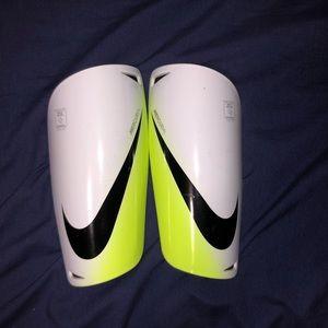 Soccer shin guards